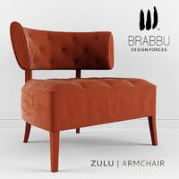 Brabbu - Zulu Armchair
