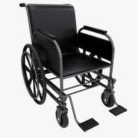 obj wheelchair wheel chair