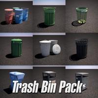 max contains trash bin pack