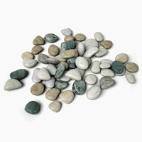 pebbles vrayforc4d rocks 3ds