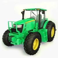 obj tractor