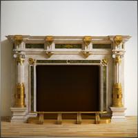 fireplace romas max