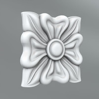 maya classical decoration
