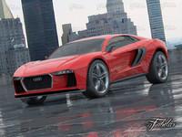 Audi Nanuk + Environment