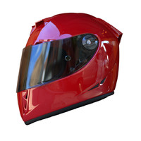 Airoh Motorcycle Helmet Red