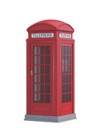 telephone phone 3d max