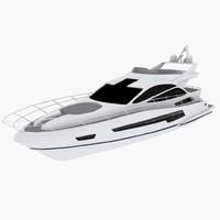 68 sport yacht sunseeker max