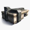 bunker 3D models