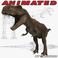 3dsmax dinosaur ready rigged