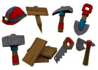 maya mining tools