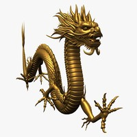 Asian Chinese Dragon 2