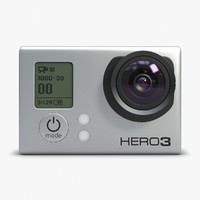 Action Camera GoPro 3 Simplified