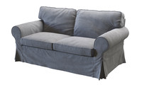 Ikea Ektorp (Two-seat sofa)