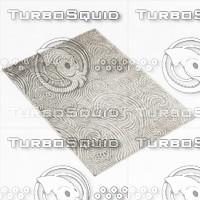 3d 3ds ralph lauren silver