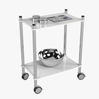 maya medical cart