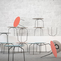 3d highly-detailed table boconcept fulda model