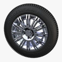 free obj mode wheel rim