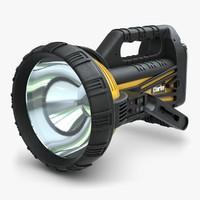 3d spotlight rwl10 model