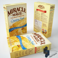 Miracle Maize Cornbread Mix