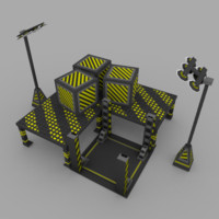game ready 3d model