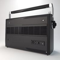 3d receiver 232 model
