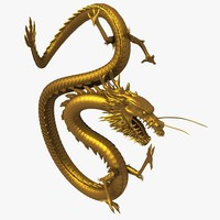 Asian Chinese Dragon 3
