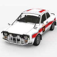 race car 3d 3ds