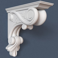 maya corbel decorative