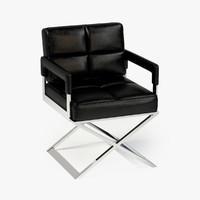 eichholtz chair desk cross 3d max