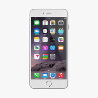 Apple iPhone 6 Plus Silver