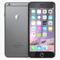 apple iphone 6 3d 3ds