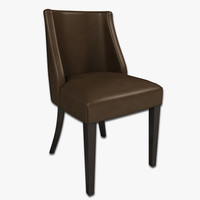 3ds max dining chair