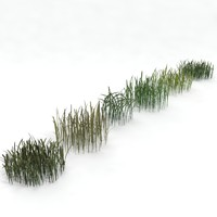 grass set pack 3d 3ds