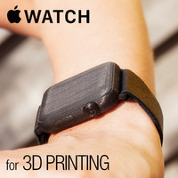 3d apple watch printing
