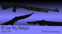 m2 shotgun 3ds free