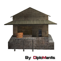 3d obj hangar ready games