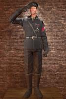 character nazi general 3d model
