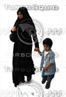 Arab Family nr 02