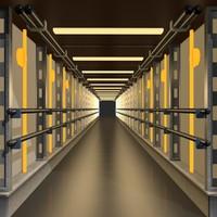 corridor 3ds