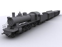 steam locomotive max