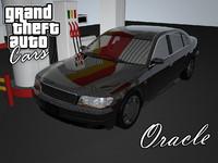 ubermacht oracle 3d obj