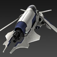 spaceship fighter max