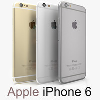 3ds max combo apple iphone 6