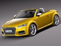 lightwave 2015 roadster audi