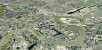 city london 3d model