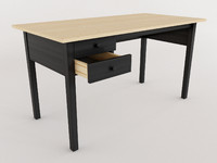 wood table max