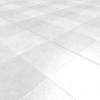 white tile 3d model
