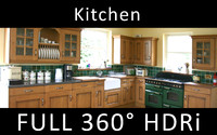 Kitchen 360 degree HDRi