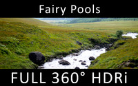 Fairy Pools 360 degree HDRi