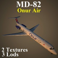 3d max mcdonnell douglas ohy